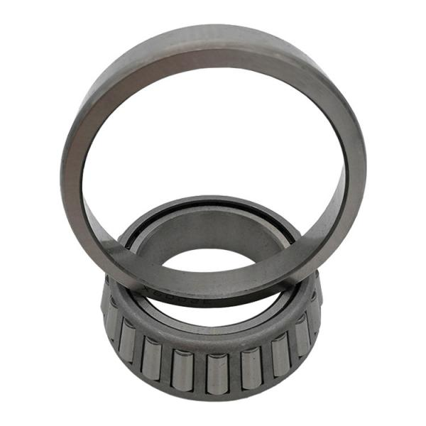25 mm x 62 mm x 15 mm  nachi 25tab06 bearing #1 image